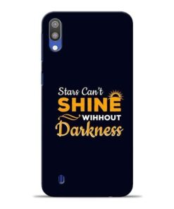 Stars Shine Samsung M10 Mobile Cover