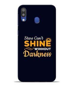 Stars Shine Samsung M20 Mobile Cover