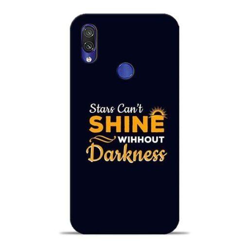 Stars Shine Xiaomi Redmi Note 7 Mobile Cover