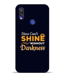 Stars Shine Xiaomi Redmi Note 7 Pro Mobile Cover