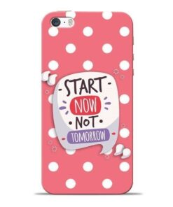 Start Now Apple iPhone 5s Mobile Cover