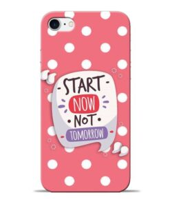 Start Now Apple iPhone 8 Mobile Cover