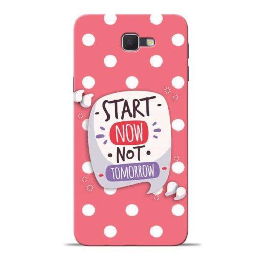 Start Now Samsung J7 Prime Mobile Cover