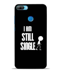 Still Single Honor 9N Mobile Cover
