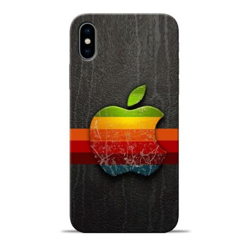 Strip Apple Apple iPhone X Mobile Cover