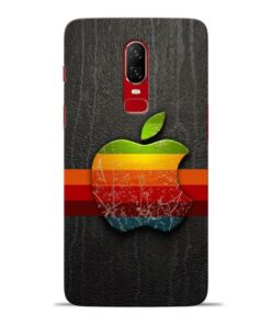 Strip Apple Oneplus 6 Mobile Cover