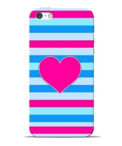Stripes Line Apple iPhone 5s Mobile Cover