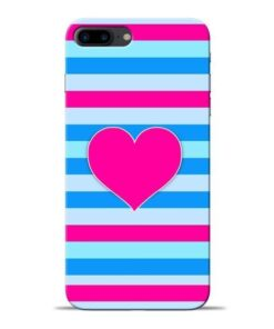 Stripes Line Apple iPhone 7 Plus Mobile Cover