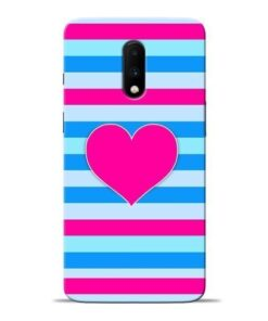 Stripes Line Oneplus 7 Mobile Cover