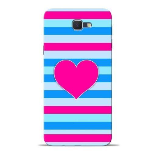 Stripes Line Samsung J7 Prime Mobile Cover