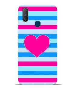 Stripes Line Vivo Y17 Mobile Cover