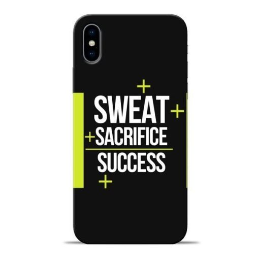 Success Apple iPhone X Mobile Cover