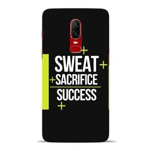 Success Oneplus 6 Mobile Cover