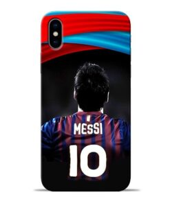 Super Messi Apple iPhone X Mobile Cover