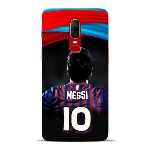 Super Messi Oneplus 6 Mobile Cover