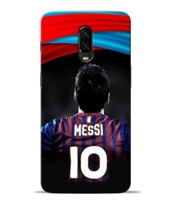 Super Messi Oneplus 6T Mobile Cover