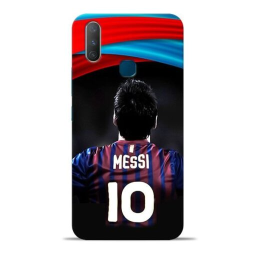 Super Messi Vivo Y17 Mobile Cover