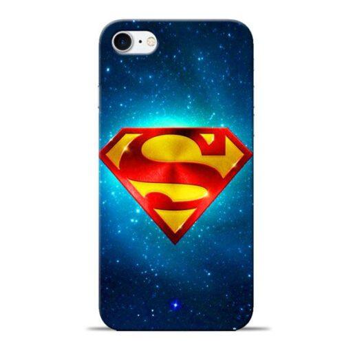SuperHero Apple iPhone 8 Mobile Cover