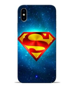 SuperHero Apple iPhone X Mobile Cover