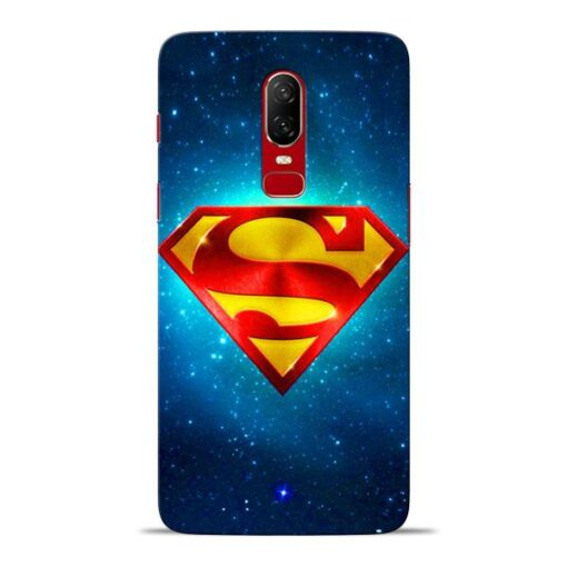 SuperHero Oneplus 6 Mobile Cover