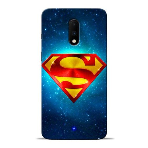 SuperHero Oneplus 7 Mobile Cover
