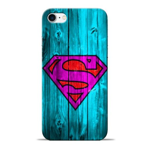 SuperMan Apple iPhone 8 Mobile Cover