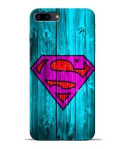 SuperMan Apple iPhone 8 Plus Mobile Cover