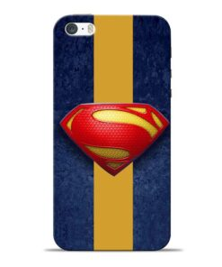 SuperMan Design Apple iPhone 5s Mobile Cover