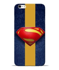 SuperMan Design Apple iPhone 6 Mobile Cover