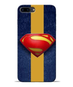 SuperMan Design Apple iPhone 7 Plus Mobile Cover