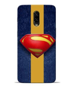 SuperMan Design Oneplus 6T Mobile Cover