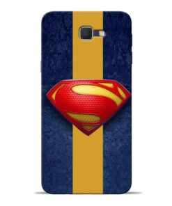 SuperMan Design Samsung J7 Prime Mobile Cover