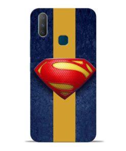 SuperMan Design Vivo Y17 Mobile Cover