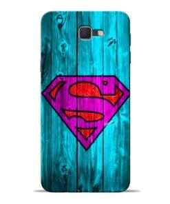 SuperMan Samsung J7 Prime Mobile Cover