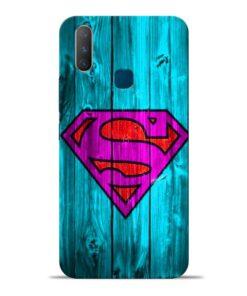 SuperMan Vivo Y17 Mobile Cover