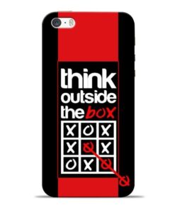 Think Outside Apple iPhone 5s Mobile Cover
