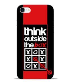 Think Outside Apple iPhone 8 Mobile Cover