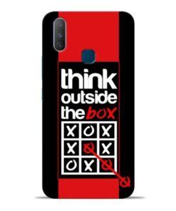Think Outside Vivo Y17 Mobile Cover