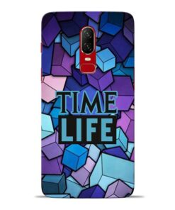 Time Life Oneplus 6 Mobile Cover