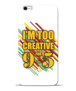 Too Creative Apple iPhone 6s Mobile Cover