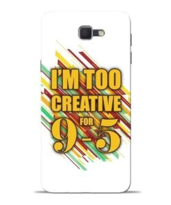 Too Creative Samsung J7 Prime Mobile Cover