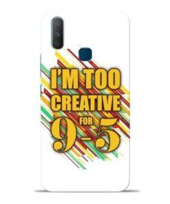 Too Creative Vivo Y17 Mobile Cover