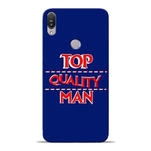 Top Quality Man Asus Zenfone Max Pro M1 Mobile Cover