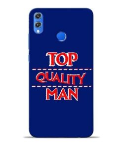 Top Quality Man Honor 8X Mobile Cover