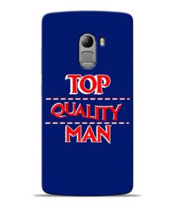 Top Quality Man Lenovo K4 Note Mobile Cover