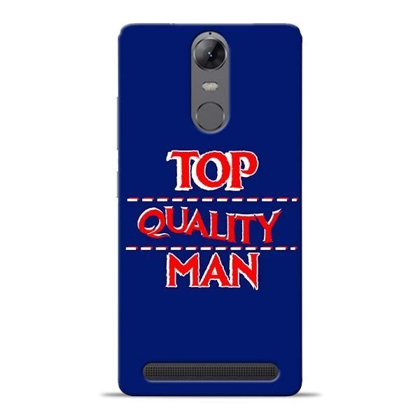check out e3061 565c3 Top Quality Man Lenovo K5 Note Mobile Cover