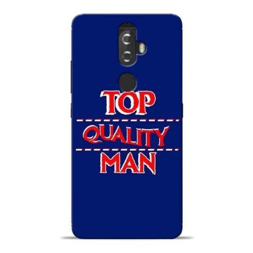 Top Quality Man Lenovo K8 Plus Mobile Cover
