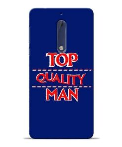 Top Quality Man Nokia 5 Mobile Cover