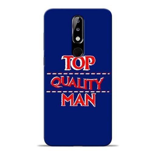 Top Nokia 5.1 Plus Mobile Cover