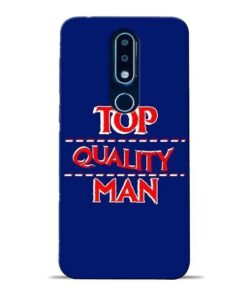 Top Quality Man Nokia 6.1 Plus Mobile Cover